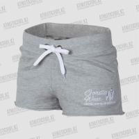 Фото Gorilla Wear Шорты женские Women's New Jersey Sweat Shorts Gray