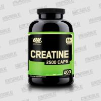 Фото Optimum Nutrition Creatine 2500mg 200 капс.