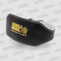 Фото Gorilla Wear пояс Full Leather Padded Belt
