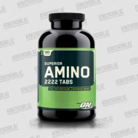 Фото Optimum Nutrition Super Amino 2222 160 таб.