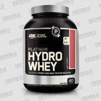 Фото Optimum Nutrition 100% Platinum HydroWhey 1600 г