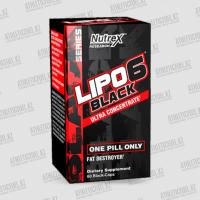 Nutrex Lipo 6 Black Ultra Concentrated 60 капс.
