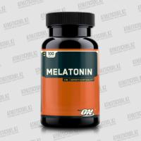 Фото Optimum Nutrition Melatonin 100 таб.