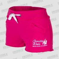 Фото Gorilla Wear Шорты женские Women's New Jersey Sweat Shorts Pink