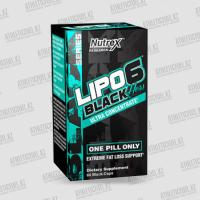 Nutrex Lipo 6 Black Hers Ultra Concentrated 60 капс.